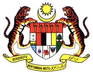 penggunaan logo kementerian pendidikan malaysia sementara